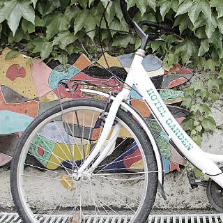 Art Hotel Garden - Servizi Bike