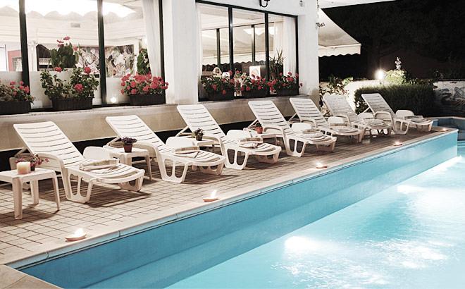 Art Hotel Garden - Piscina e Idromassaggio