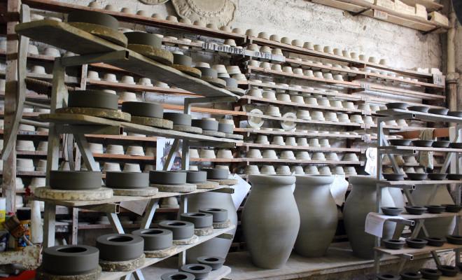 Ceramica, Arte ceramica di Albissola Marina, tra artigianato e arte